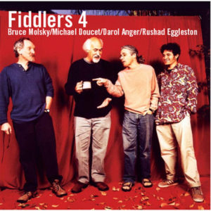 An album by Fiddlers 4