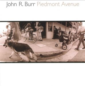 An album by John R. Burr