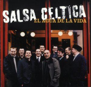 An album by Salsa Celtica