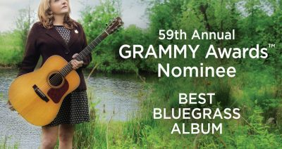 Claire Lynch NORTH BY SOUTH nominated in the 59th Annual GRAMMY Awards