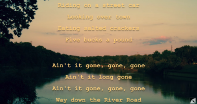 "Deering Banjos Premiers Special Consensus – ""Way Down the River Road"" Lyric Video"