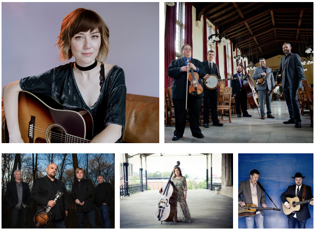 Compass Records IBMA Nominees