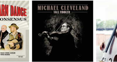 IBMA Wins for Michael Cleveland, Special Consensus and Missy Raines